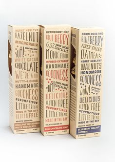 Holistic Baking Company on Packaging of the World - Creative Package Design…