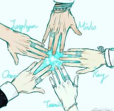 SHINee is 5 ❤️❤️❤️❤️❤️ forever  this so comforting