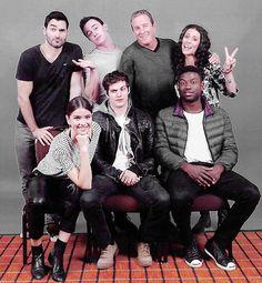 We need Boyd, Isaac and Tyler back for Season 5B