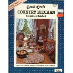 Braid Craft Country Kitchen (Paperback) #home decor #home #decor