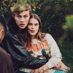 Stormi Henley and her boyfriend is Lucky Blue Smith Lucky Blue Smith, Photo Couple, Love Couple, Stylish Couple, Perfect Couple, Cute Relationship Goals, Cute Relationships, Marriage Goals, Couple Relationship