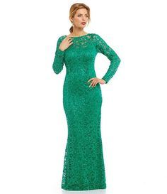 Does your daughter want you to match the bridal party or wear a really festive dress? For weddings with bold palettes, find a lace dress to match the scheme. We love this emerald lace dress, primarily because of its beautiful color.