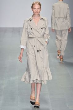 Eudon Choi Spring 2015 Ready-to-Wear - Collection - Gallery - Look - Style.com
