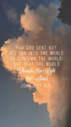 KJV Bible Verse IPhone Background