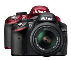 Nikon D3200 HDSLR Camera- This is the camera that I'm using for tomorrow's dog adoption show. (Borrowing Kayla's.... I would love to finally get a quality camera like this one.)