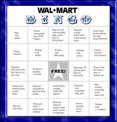 bingo   Walmart Bingo Photo by CaptBilly1Eye   Photobucket