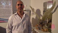 Nuestro artesano de La toma! #Rodocrosita #Argentina #Joyería #MelinaJoyería #Andalgalá #BsAs