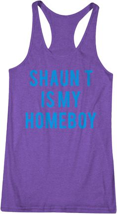 Shaun T is my Homeboy  Insanity Beachboy Cize Hip Hop by FITUMI