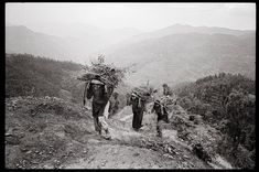 Marie Dorigny/Redux Pictures.High in Nepal, a Lowly Status for Women. Women in the Sindhupalchok District carried crops on their backs in a traditional basket called a doko. new york times.