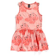 Littlehorn Flamingo Dress Flamingo Dress, Things To Buy, Stuff To Buy, Rompers, Window Shopping, Tops, Gift, Dresses, Women