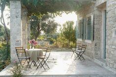 Senoglu Cottage in Turkey- porch