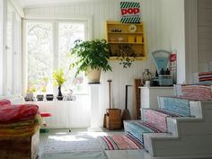 Retro Vintage, Interior Decorating, Sweet Home, Porch, Traditional, Bed, House, Inspiration, Furniture