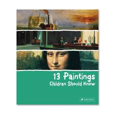 In this hardcover book, thirteen engaging works by the worlds greatest artists are beautifully presented in an excellent introduction to art for young people.