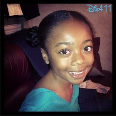 Happy Birthday Skai Jackson April 8, 2013