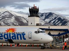 Condé Nast Traveler- Allegiant Air: The Most Successful Airline You've Never Heard of Is Growing Fast - Heck Yeah! So proud of my hubby and all the crew at Allegiant!