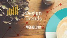 Infografik: Shutterstock Design Trends 2014