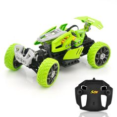 RC Customizable Car  SDL Outdoor Challenger  - 2.4GHz Frequency, 80 to 100 Meter