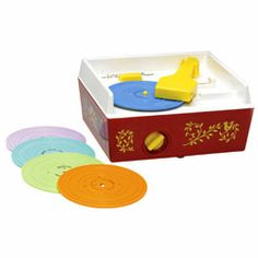 Music Box Record Player - Fisher-Price Online Toy Store!  You can buy this again...loved mine like this!