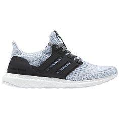 288b22620270 adidas Ultra Boost Parley - Women s - Running - Shoes - Blue Spirit Carbon  White