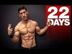 "The ""22 Day"" Ab Workout (NO REST!) Video Description Have abs year round – Subscribe to this channel here – Are you ready for an ab workout challenge that is suitable for everyone from beginner to advanced? In this video, I'm going to show you a single ab workout routine that you... - #Exercice"