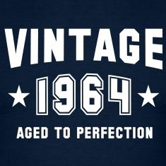 VINTAGE 1954 - Birthday - Aged To Perfection Men's T-Shirt ✓ Unlimited options to combine colours, sizes & styles ✓ Discover T-Shirts by international designers now! 40th Birthday Themes, 1954 Birthday, Moms 50th Birthday, Man Birthday, Birthday Quotes, Birthday Ideas, Fathers Day Shirts, Aged To Perfection, Sister Love