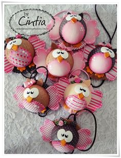 See related links to what you are looking for. Santa Crafts, Owl Crafts, Christmas Crafts, Do It Yourself Projects, Projects To Try, Free Adult Coloring Pages, Bazaar Ideas, Sugar Craft, Clay Figures