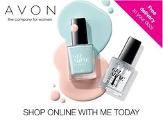 Become an AVON Representative and earn extra money. Shop beauty and fashion products and get free delivery from your local AVON Representative. Avon Nail Polish, Avon Nails, Online Beauty Store, Avon Online, Make Beauty, Avon Representative, Bath And Body, Lotion, Perfume Bottles