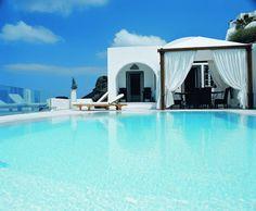 Private paradise. The Tsitouras Collection Hotel - Santorini, Greece  (4 nights)
