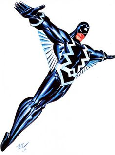 THE INHUMANS! — infinity-comics: Black Bolt by Bruce Timm