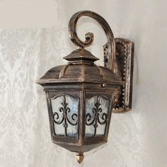 90.00$  Buy now - A1 Special offer outdoor wall lamp European style garden courtyard lamp waterproof outdoor balcony lamp wall lamp alum  #buymethat