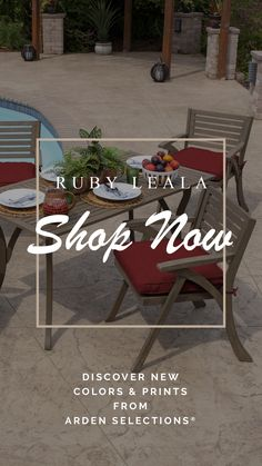 Arden Selections Outdoor Dining Chair Cushions Patio Furniture Cushions, Outdoor Dining Chair Cushions, Patio Cushions, Patio Dining, Patio Chairs, Outdoor Furniture Sets, Outdoor Decor, New Patio Ideas, Recycle Plastic Bottles