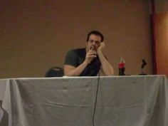 J. Michael Tatum Supercon 2012 Q&A: Sebastian Drunk<<<This is one of the most beautiful things I have ever seen..