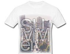 "Check out new work on my @Behance portfolio: ""T-shirt ""Summer"""" http://be.net/gallery/38396173/T-shirt-Summer"