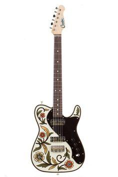 Best 30th birthday present ever!!! Creston Guitars