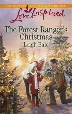 Giveaway! The Forest Ranger's Christmas by Leigh Bale, TWO copies available, comment on blog to enter giveaway.