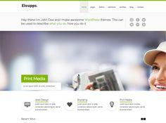 Le thème WordPress du jour est sorti ! Découvrez le dès maintenant sur daily-theme.com