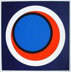 Hard Edge Painting, Summer Art Projects, Arts Integration, Spirited Art, Circle Art, Art Abstrait, Geometric Art, Illustrations, Pottery Art