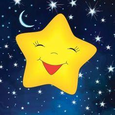 Twinkle, twinkle little star es una canción de cuna tradicional en inglés que las mamás suelen cantar a sus bebés antes de dormir. En español es conocida como Estrellita dónde estás.