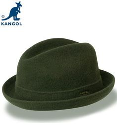 Kangol Wool Player Trilby Hat. I own three of their caps. Would love to have this too.