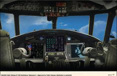 E2 Advanced cockpit