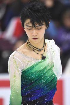 Yuzuru Hanyu || フィギュアスケートMemorial グランプリシリーズ2016 in スケートカナダ