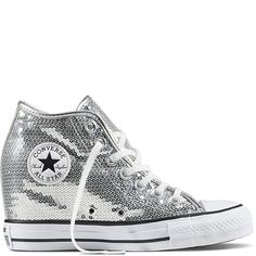 39c718cd4050 Chuck Taylor All Star Lux Sequin Sporty Chic