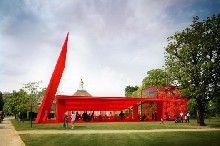 Serpentine Pavilion van Jean Nouvel en ARUP
