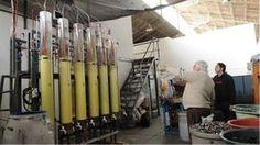 Un espacio para el Alma......: Ya funciona la primera planta de reciclado de pila...