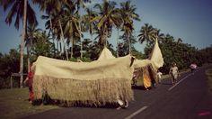 Samoan fine mats - Ie Tonga