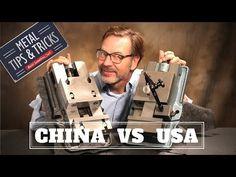China Vs USA Machinist Vise - YouTube