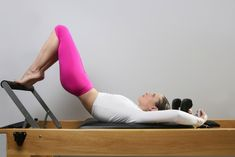 A woman experienced months-long headaches after a traumatic injury in a Pilates Reformer class caused spinal fluid to leak out of her spinal cord.