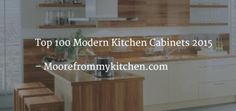 #Modern kitchen designs for small spaces 2015