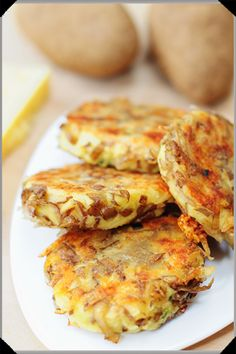 Mini-Potato Burgersby thedailyspud #Potatoes