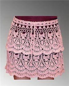 .Lovely skirt